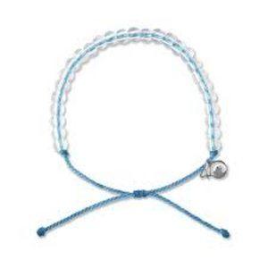 NEW 4Ocean Jellyfish Beaded Bracelet